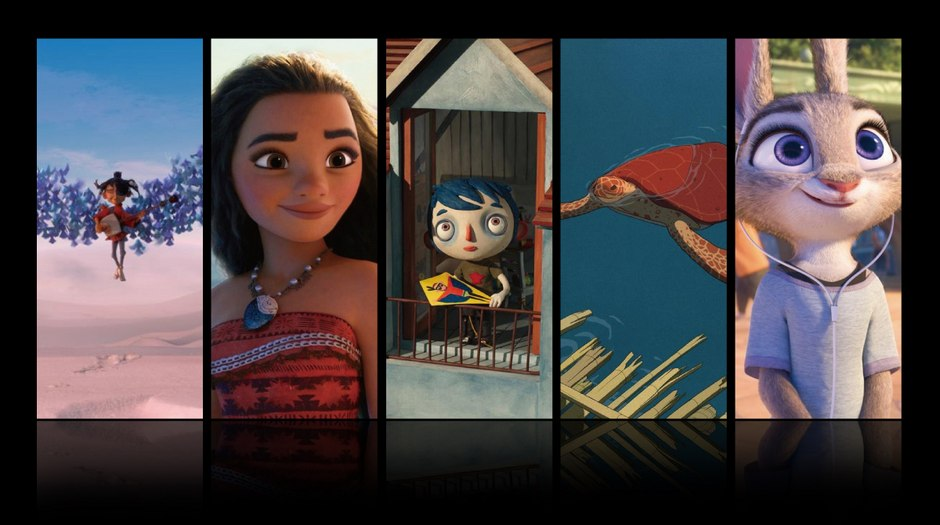 Oscars 2017: Best Animated Picture?