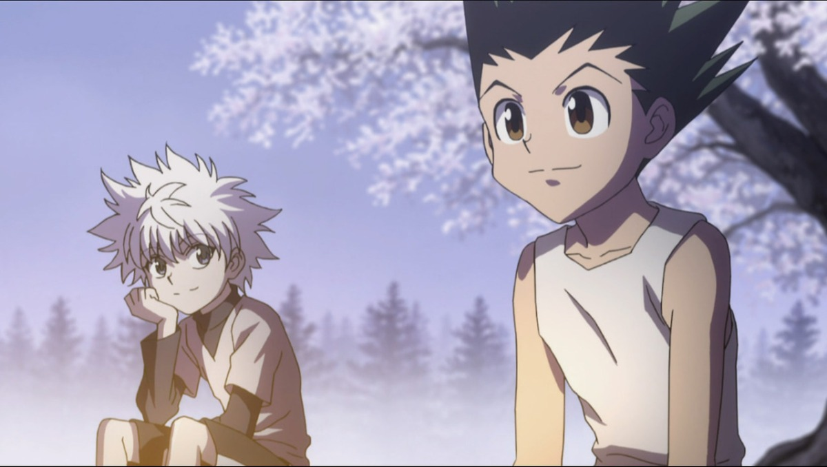 Review: Hunter × Hunter (2011)