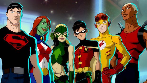 Preliminary Review: Young Justice