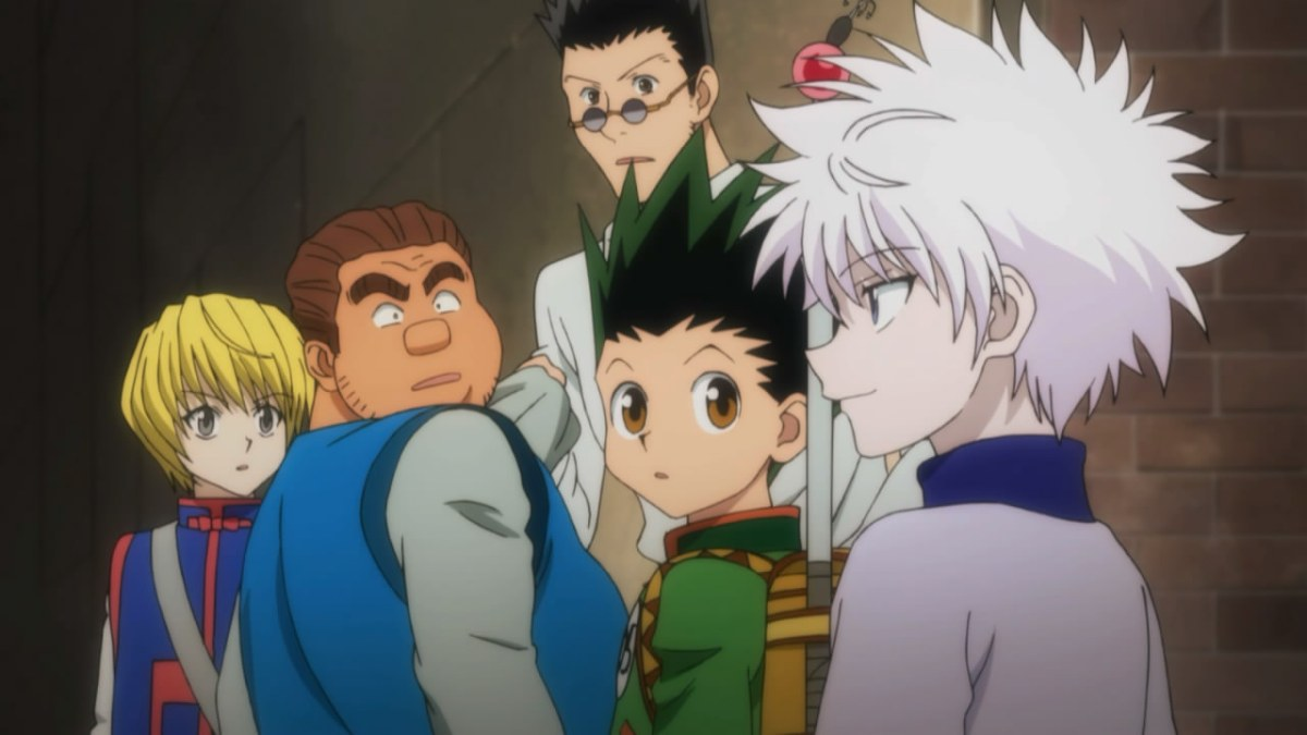 Hunter × Hunter- 1999 vs 2011: Part 1- The Hunter Exam Pt. 1